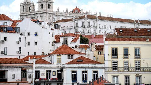 Лиссабон. Португалия. Архивное фото