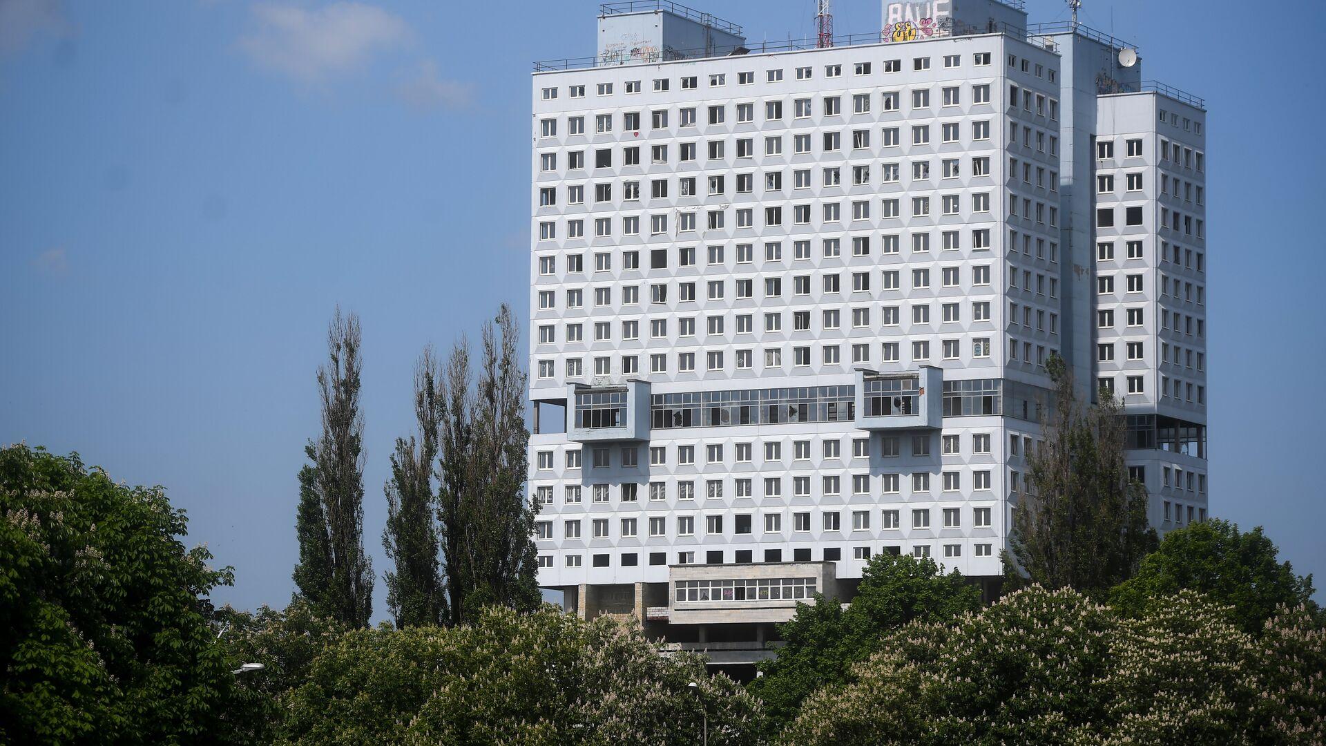 Дом Советов в Калининграде - РИА Новости, 1920, 17.03.2021
