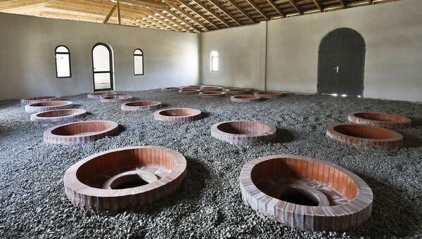 Квеври для производства вина