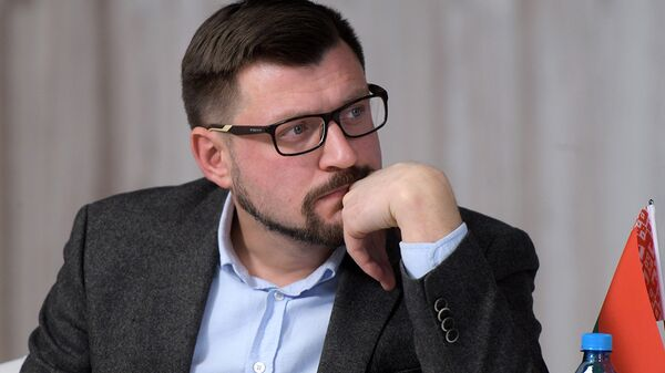 Первый заместитель главного редактора МИА Россия сегодня Сергей Кочетков