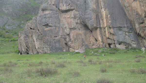 Республика Алтай. Скала шамана