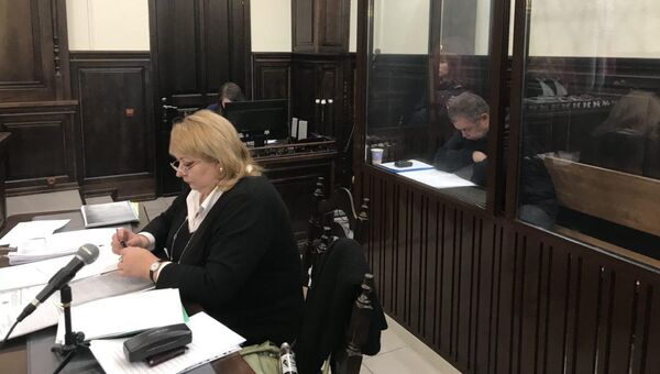 Избрание меры пресечения главе МЧС Кемеровской области Александру Мамонтову. 28 мая 2018