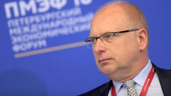 Генеральный директор Ассоциации европейского бизнеса Франк Шауфф