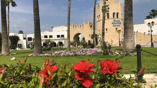 Пригород города Сус, порт Эль-Кантауи, Тунис
