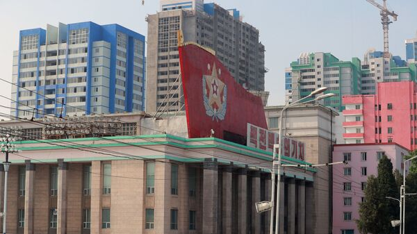 Центральный исторический музей Кореи в Пхеньяне