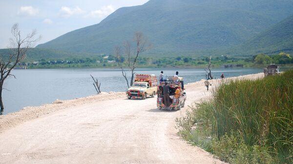 Дорога в Гаити