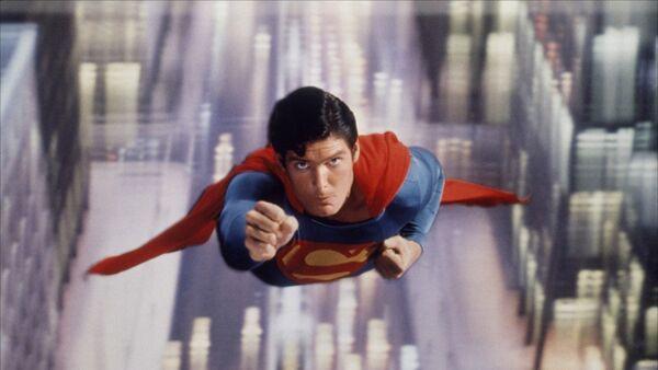 Кадр из фильма Супермен. Архивное фото