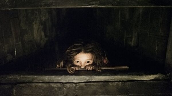Кадр из фильма Война Анны