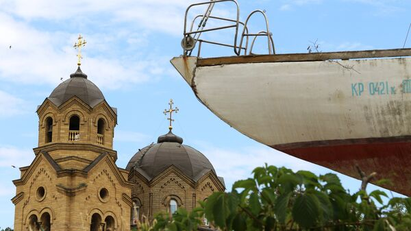 Варфоломей требует у Порошенко или крымские святыни, или денежную компенсацию за них