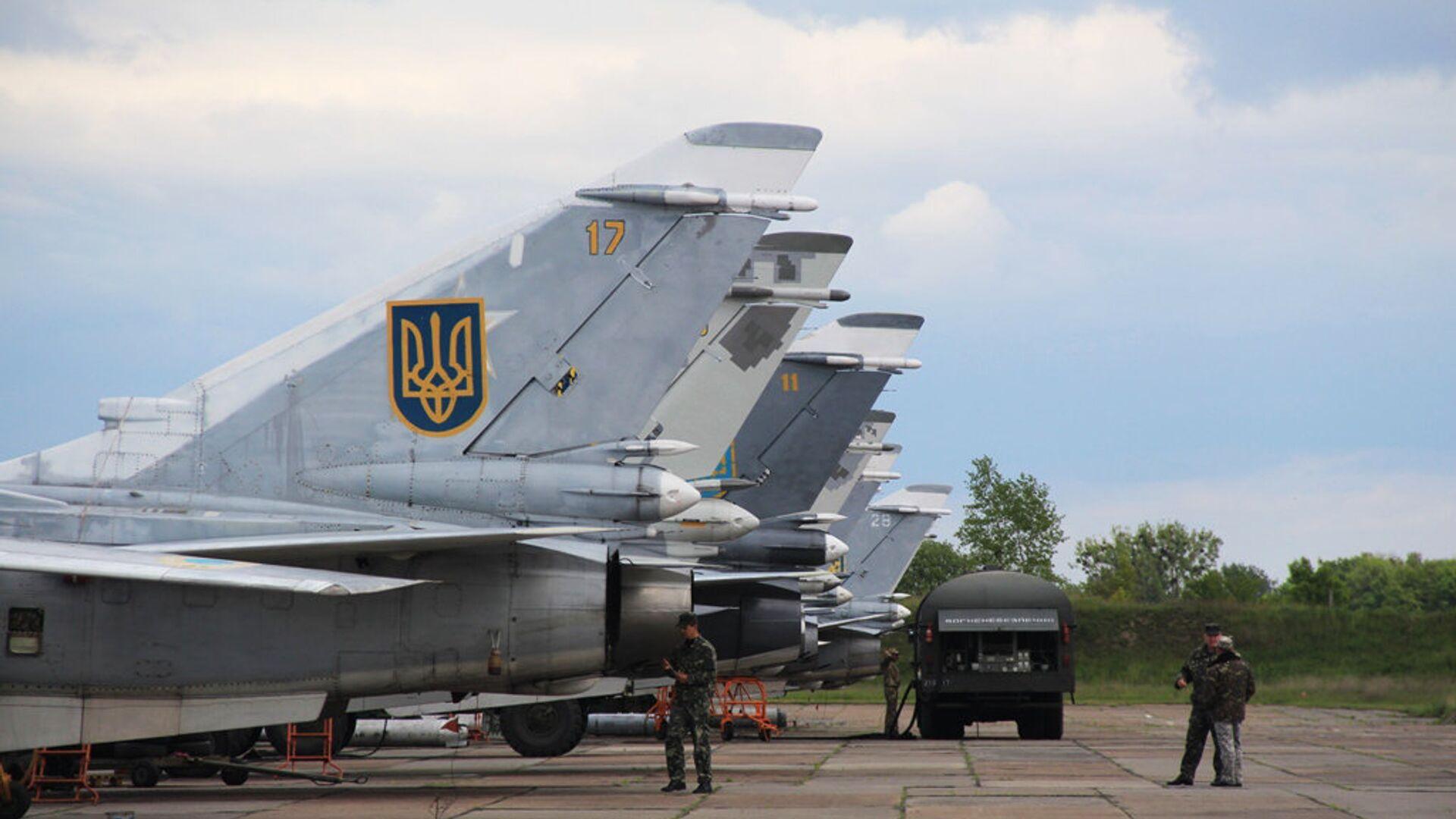 Командующий ВВС Украины пожаловался на устаревший парк авиатехники