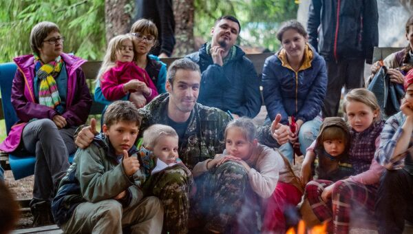 Летний лагерь для особенных детей на Валдае