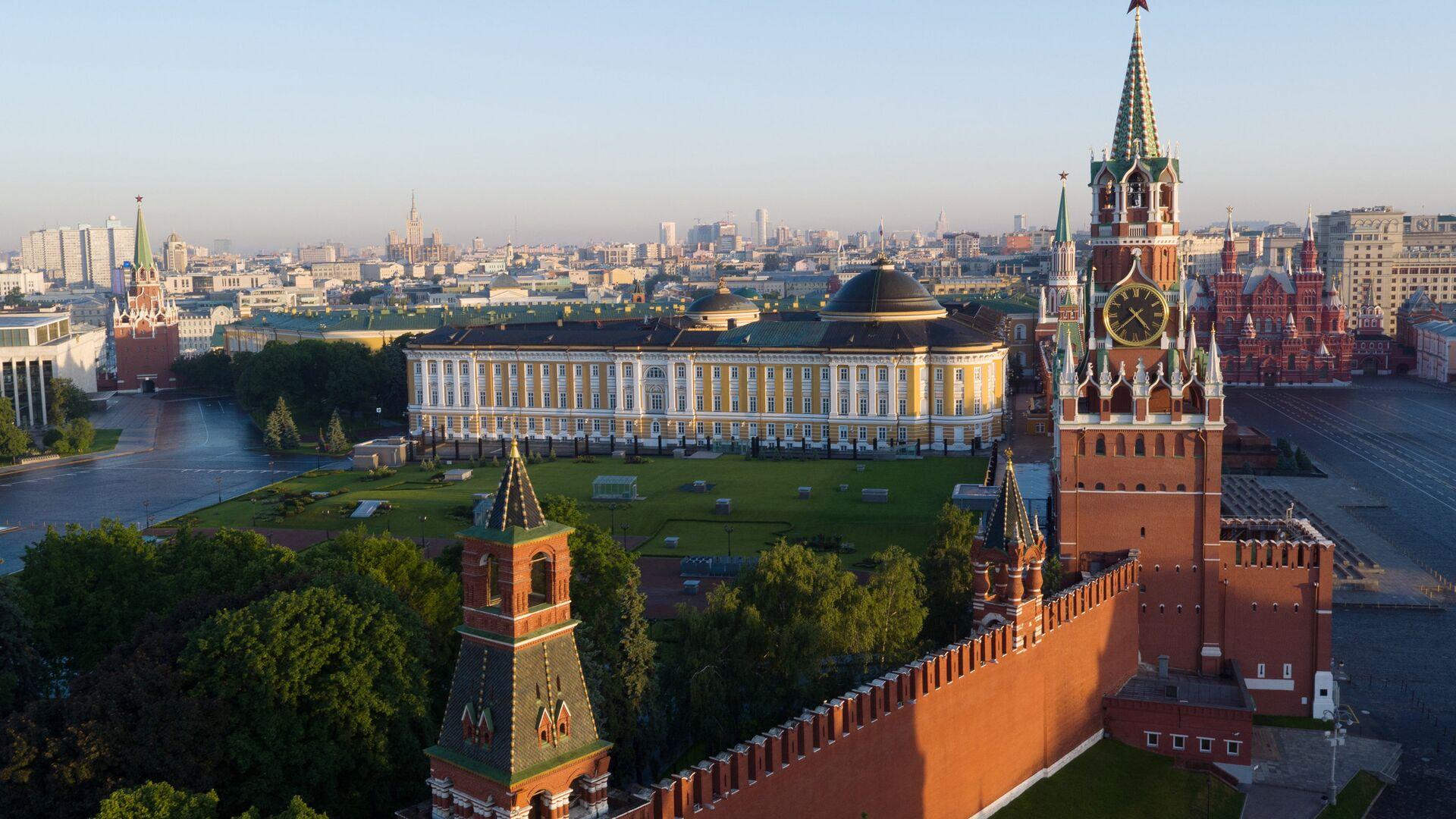 Московский Кремль - РИА Новости, 1920, 03.12.2020