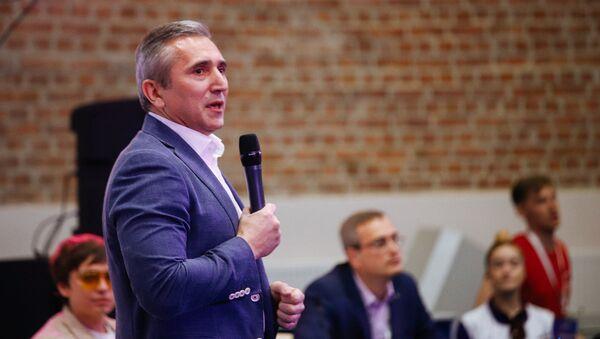 Александр Моор на НеФоруме-2018