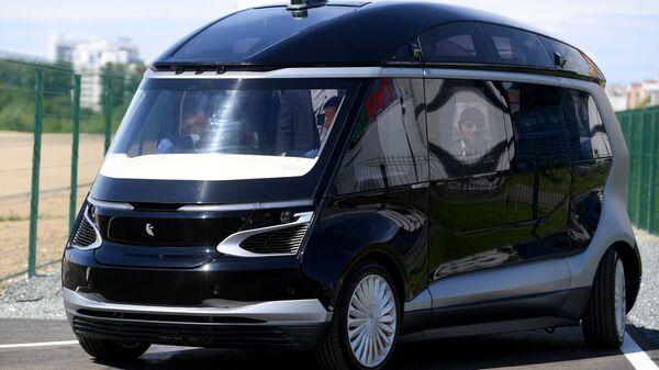 В Казани может появиться беспилотный городской электротранспорт