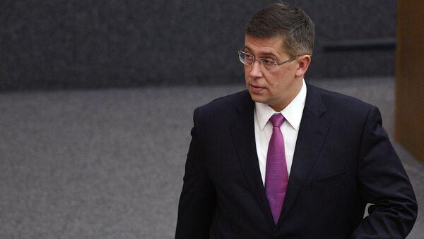 Заместитель директора ФСБ России Дмитрий Шальков. Архивное фото