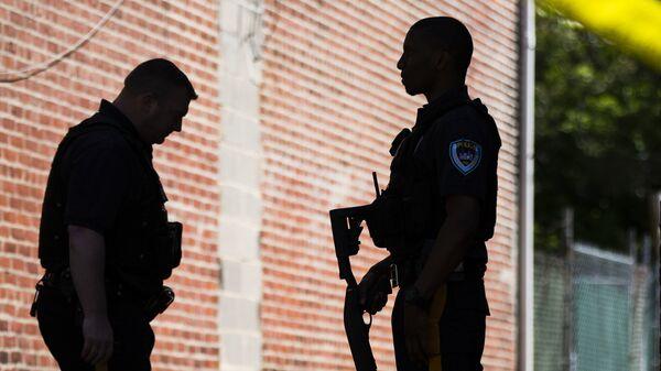 Сотрудники правоохранительных органов США