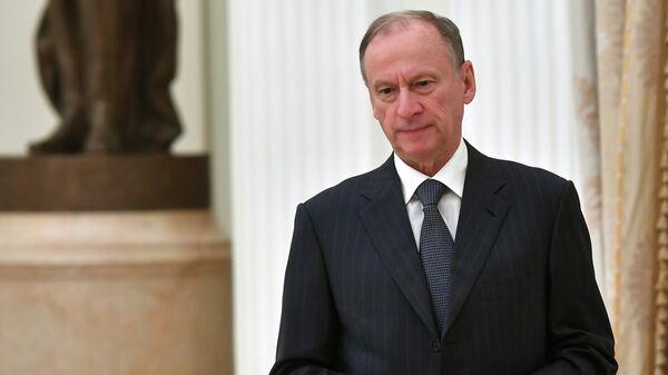 Секретарь Совета безопасности России Николай Патрушев. Архивное фото
