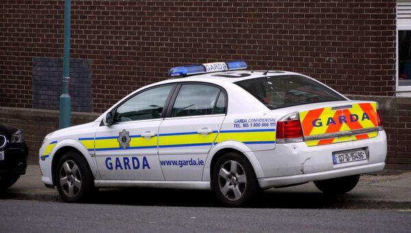 Полиция в Дублине, Ирландия. Архивное фото