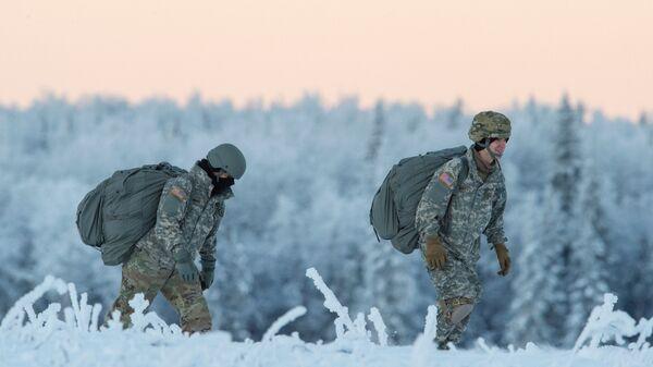 МИД обвинил США в попытках превратить Арктику в театр военных действий