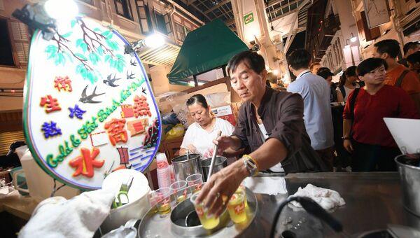 Фестиваль еды Singapore Food Festival