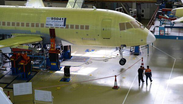 Филиал ЗАО Гражданские самолеты Сухого