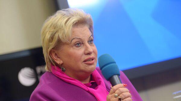 Уполномоченный по правам человека в городе Москве Татьяна Потяева
