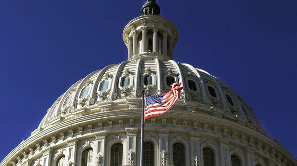 Здание Капитолия США. Архивное фото