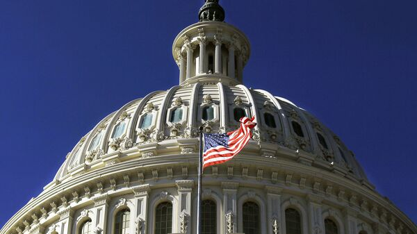 Здание Капитолия США