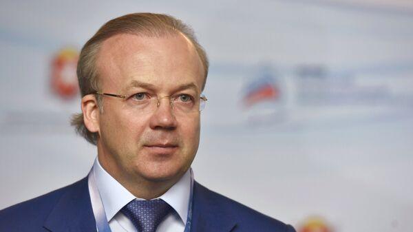 Сопредседатель общественной организации Деловая Россия Андрей Назаров