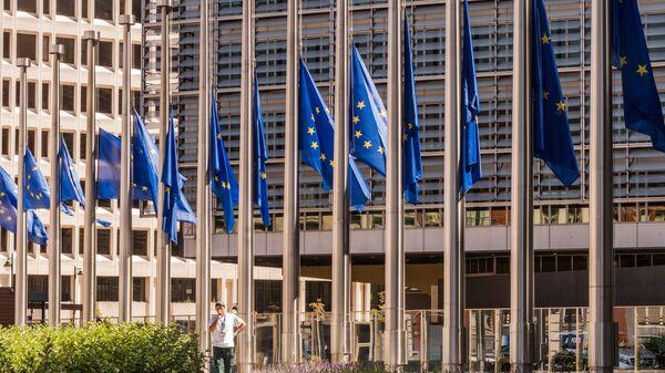 Штаб-квартира ЕС в Брюсселе.  Архивное фото