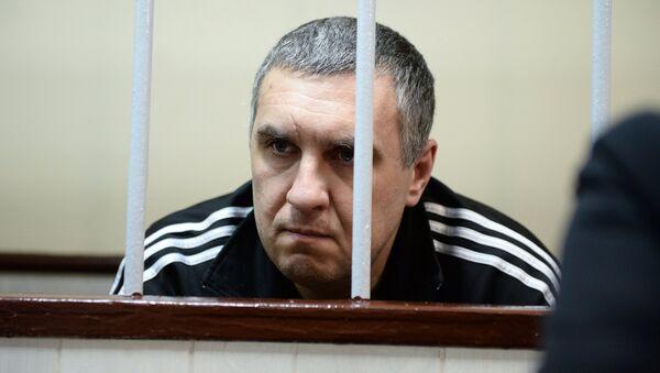 Задержанный сотрудниками ФСБ России в Крыму Евгений Панов. Архивное фото
