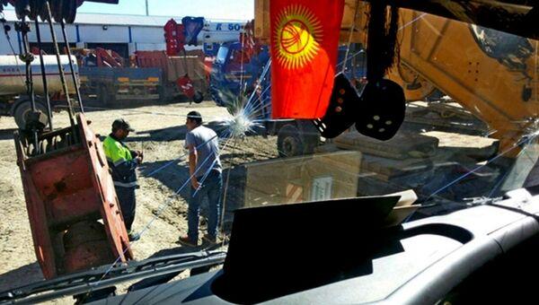 Ситуация на стройплощадке Сибура в Тобольске