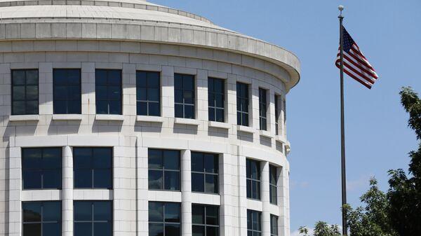 Здание суда в Вашингтоне, в котором пройдет заседание по делу российской гражданки Марии Бутиной