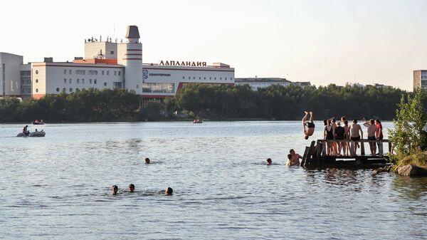 Мурманск. Архивное фото