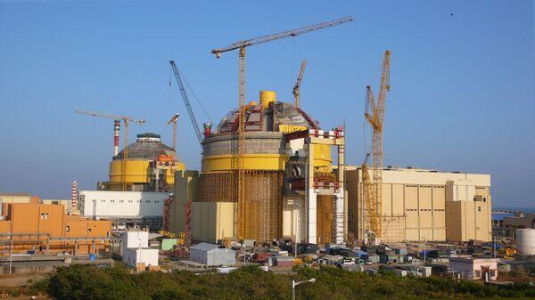 Строительство АЭС Куданкулам, 2009 год