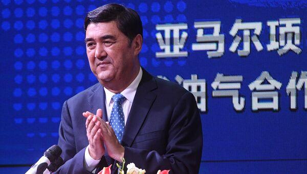 Руководитель государственного энергетического управления КНР Нур Бекри. Архивное фото