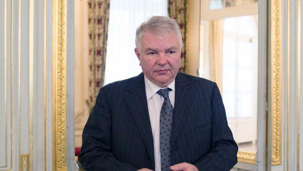 Чрезвычайный и полномочный посол Российской Федерации во Франции Алексей Мешков. Архивное фото