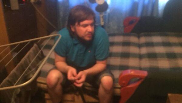 Подозреваемый в убийстве 5-летней девочки в Подмосковном Серпухове