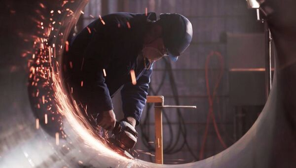 Трубы для строительства трубопровода Северный поток-2