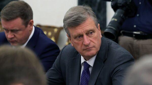 Губернатор Кировской области Игорь Васильев