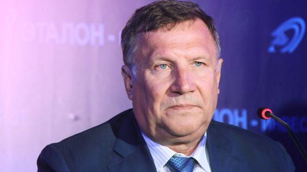 Председатель совета директоров ГК Эталон Вячеслав Заренков