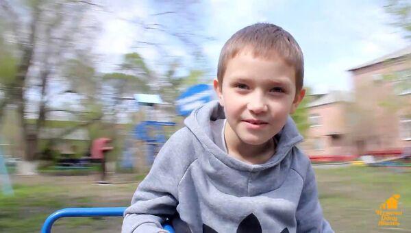 Денис П., январь 2010, Омская область