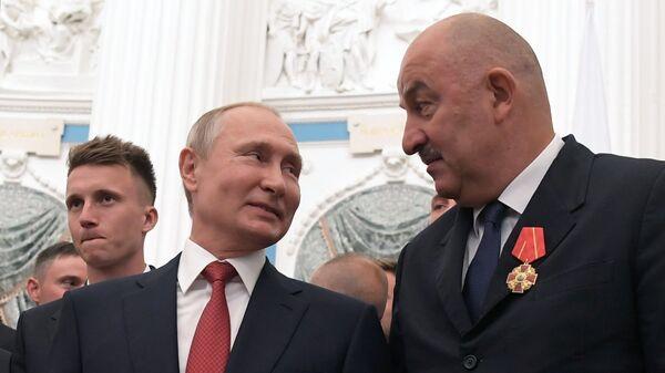 Черчесов поддержал возможность Путину участвовать в новых выборах