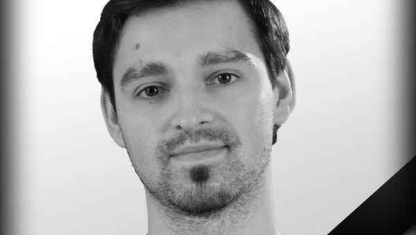 Журналист ГТРК Нижний Новгород  Денис Суворов
