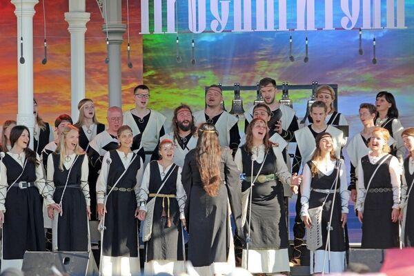 Музыкальный фестиваль Просветитель-2018 на Валааме