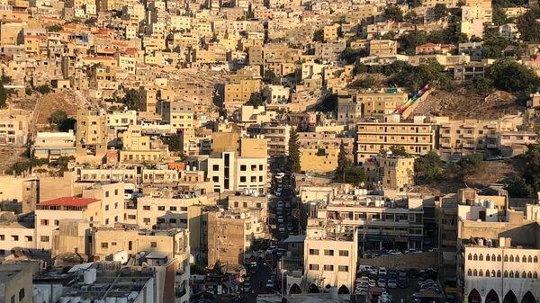 Амман, Иордания. Архивное фото