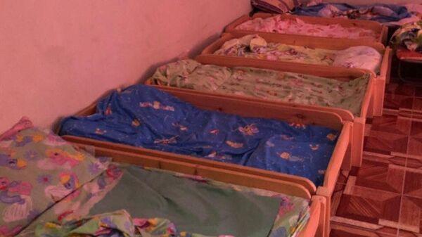 Частный детский сад в Астрахани, где дети якобы подвергались связыванию