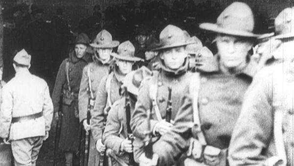 Американские войска на Дальнем Востоке. 1919 год
