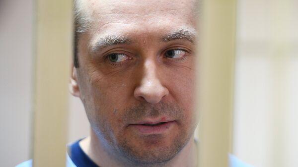 Дмитрий Захарченко в суде. Архивное фото