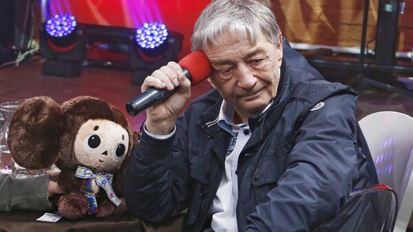 Детский писатель Эдуард Успенский. Архивное фото